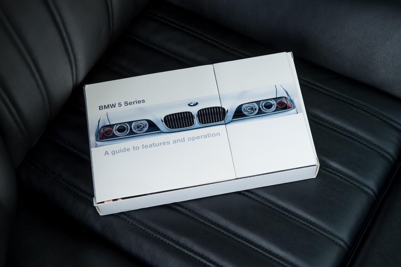 2002 m5 manual