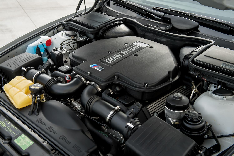 2002 m5 engine