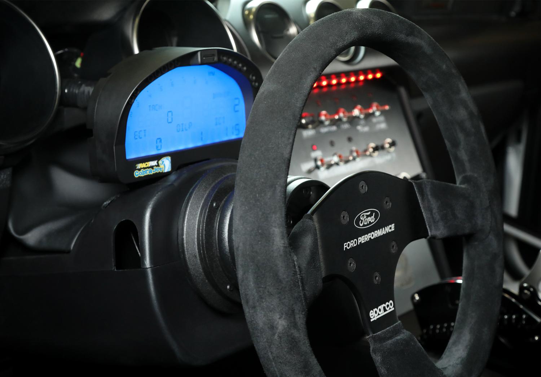 2018 Ford Mustang Cobra Jet interior dash