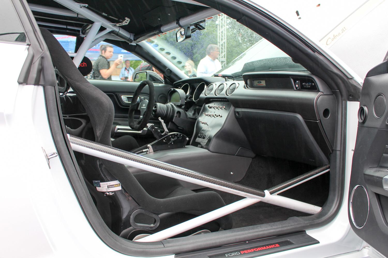 2018 Ford Mustang Cobra Jet Interior