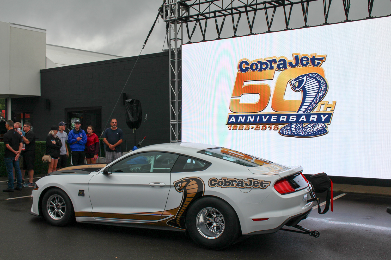 2018 Ford Mustang Cobra Jet reveal