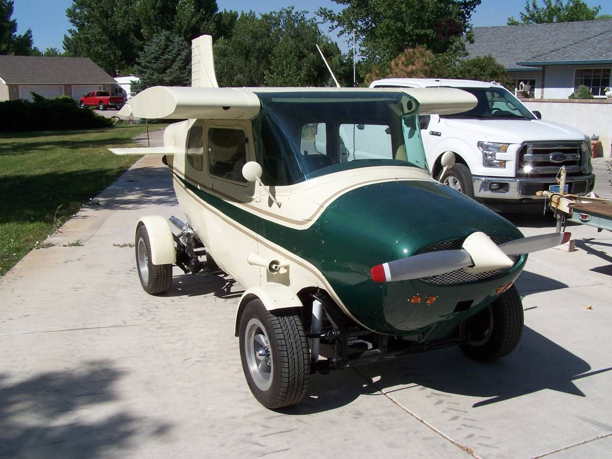 1968 VW Beetle/1959 Cessna 172 font prop
