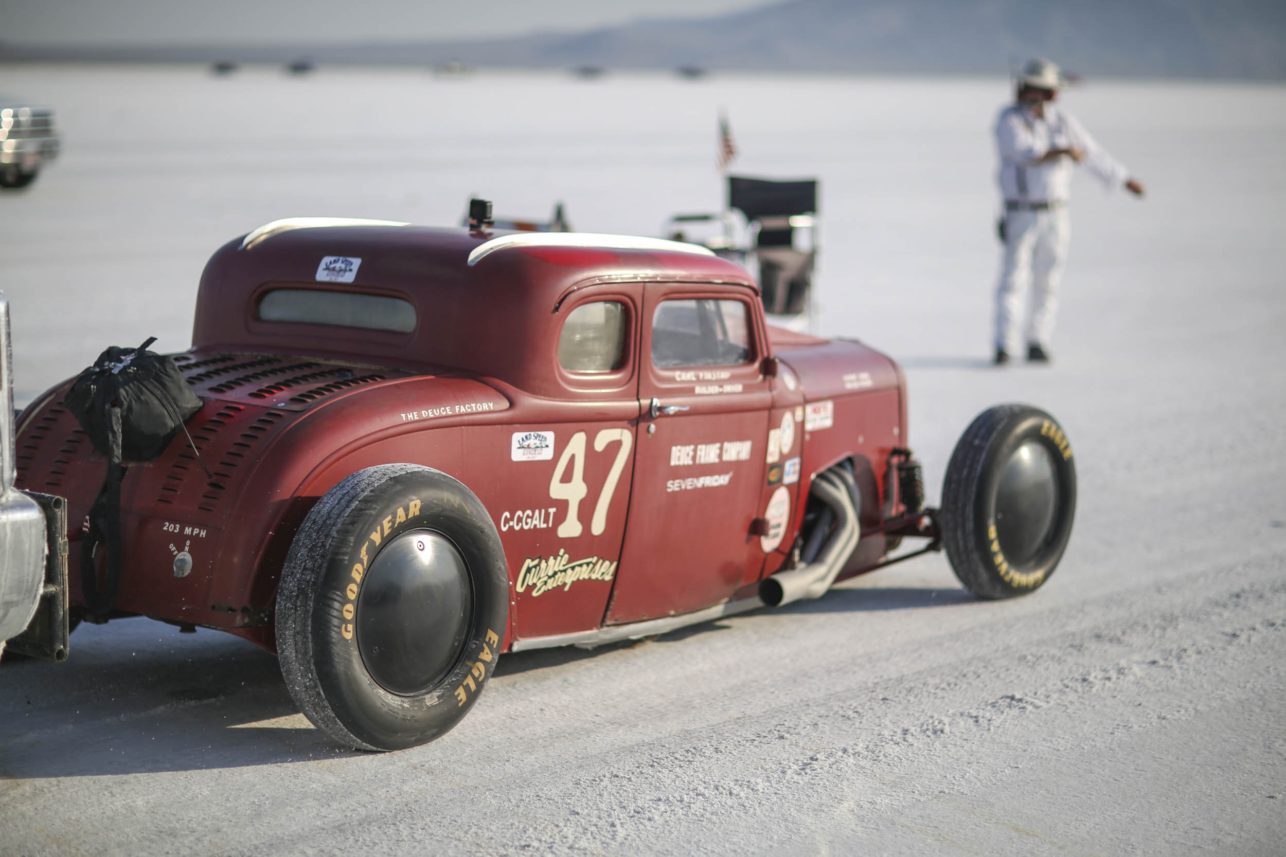 Speedweek 2018 hot rod