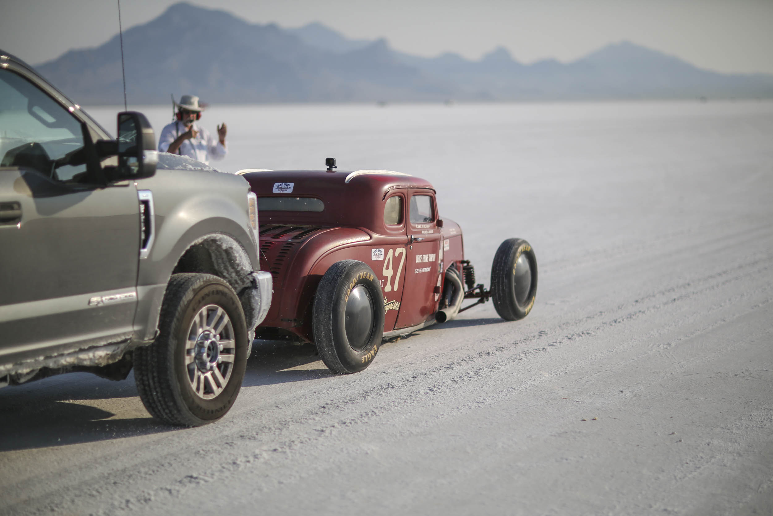 Bonneville Speed Week