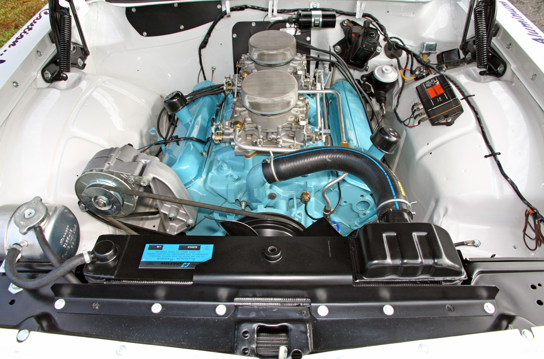 1963 Pontiac Tempest Super Duty Engine