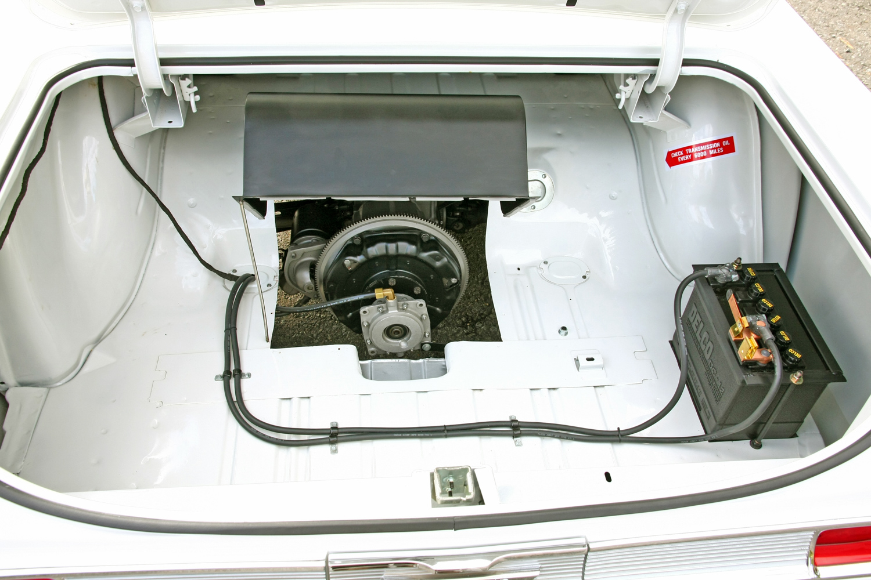 1963 Pontiac Tempest Super Duty Rear transaxle