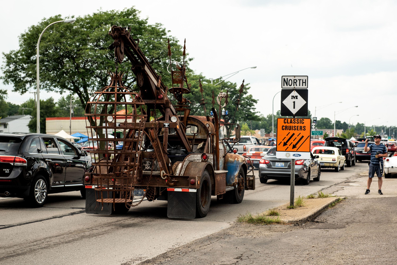 woodward madmaz tow truck