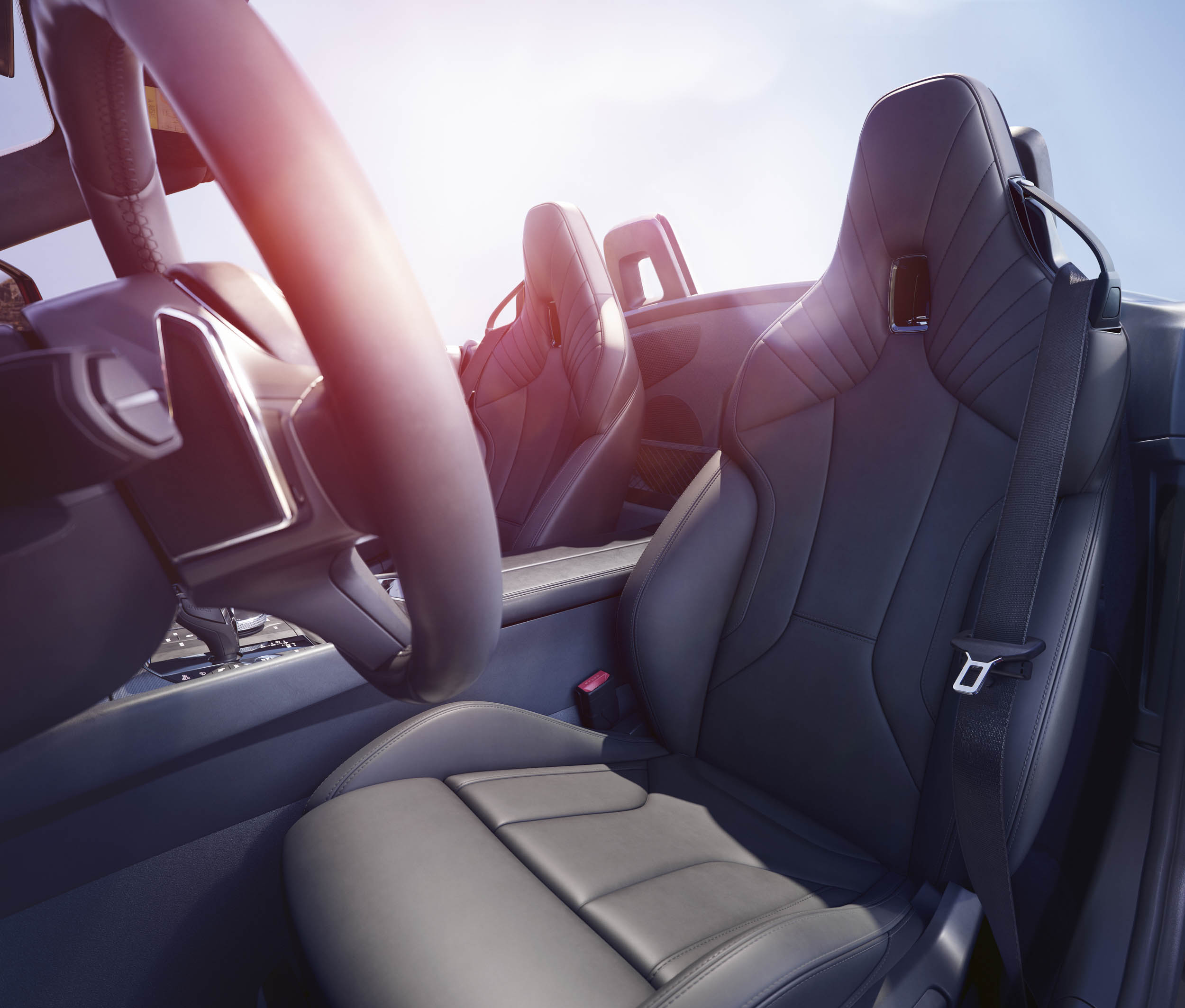 BMW Z4 M40i seats