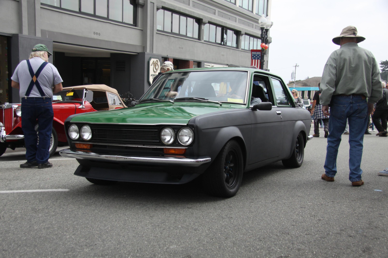 little car show datsun 510
