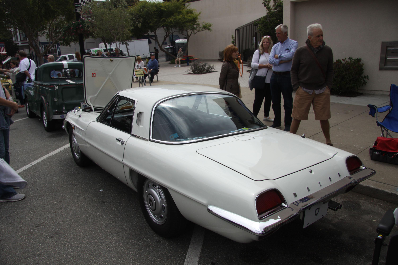 little car show mazda cosmo