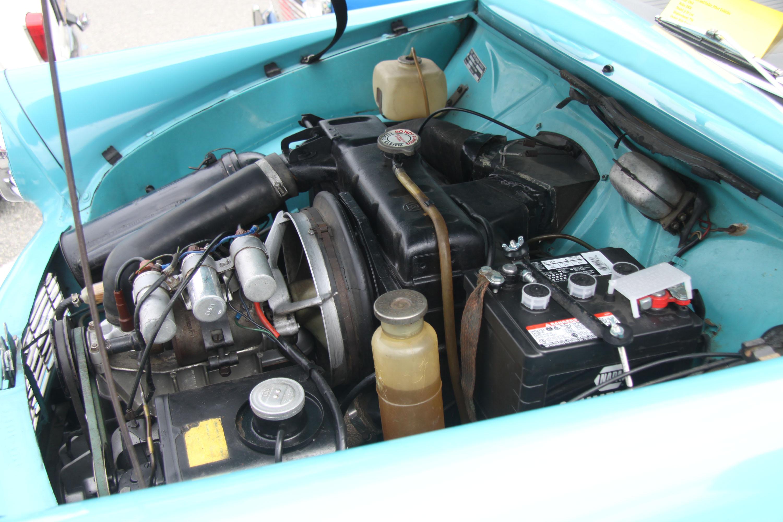little car show peugeot engine