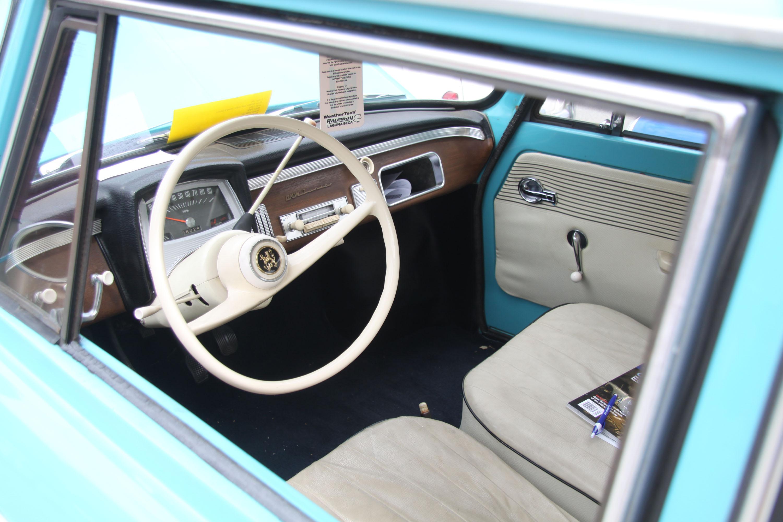 little car show peugeot interior