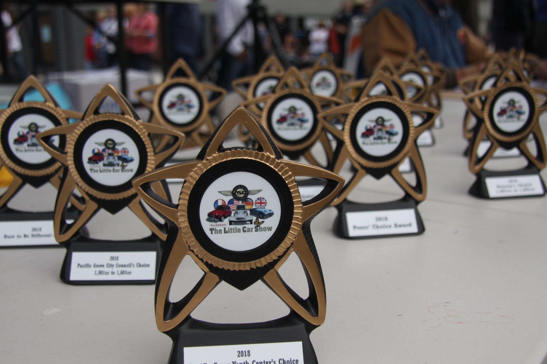 little car show awards