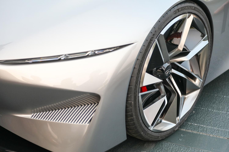 Infinity Prototype 10  wheels