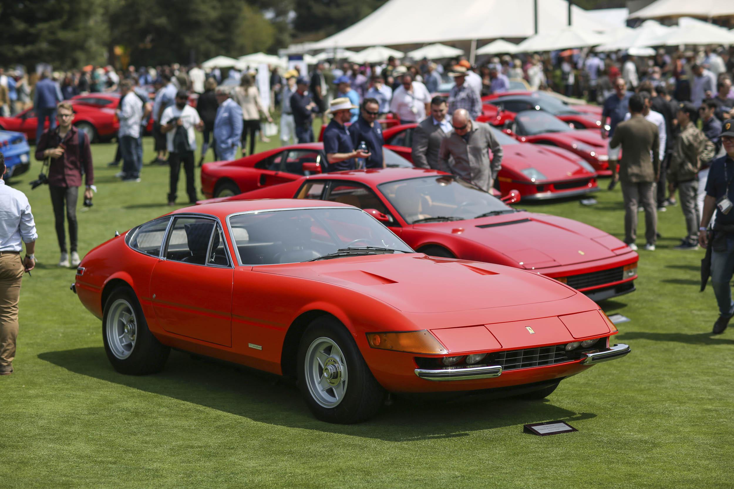Ferrari's at The Quail