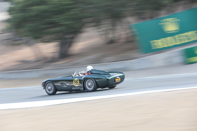 rolex reunion british racing green rear