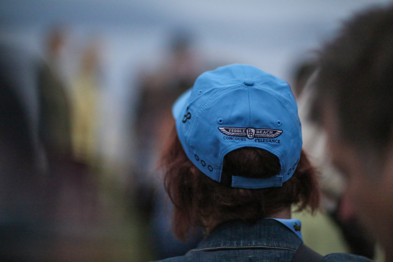 pebble beach hagerty dawn patrol hat