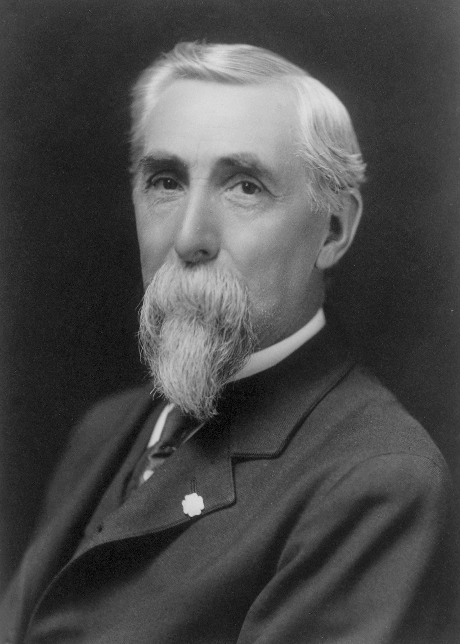 Henry Leland portrait