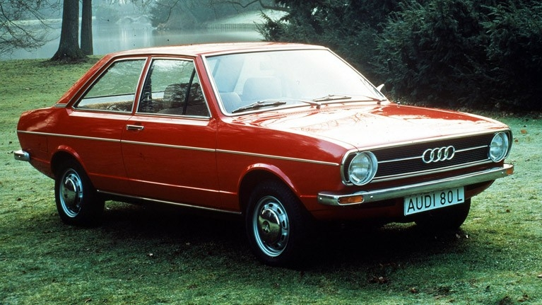 1973 Audi 80 L