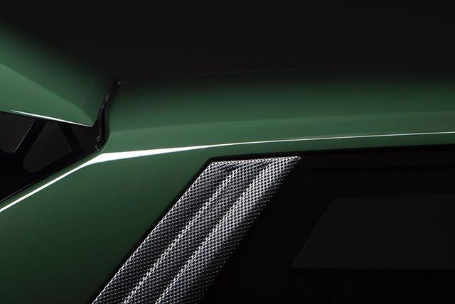 Lancia Delta Futurista side vents