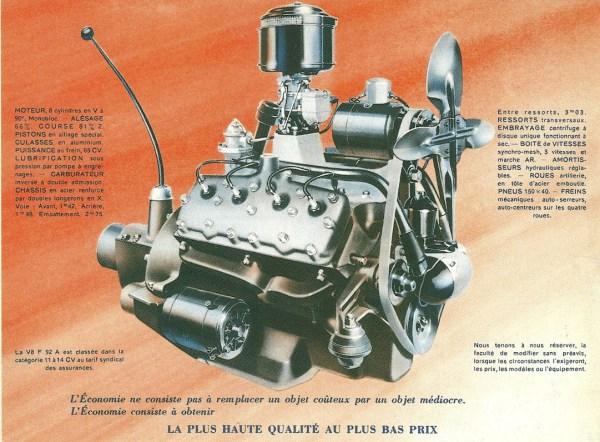 1939 Ford V-8-60