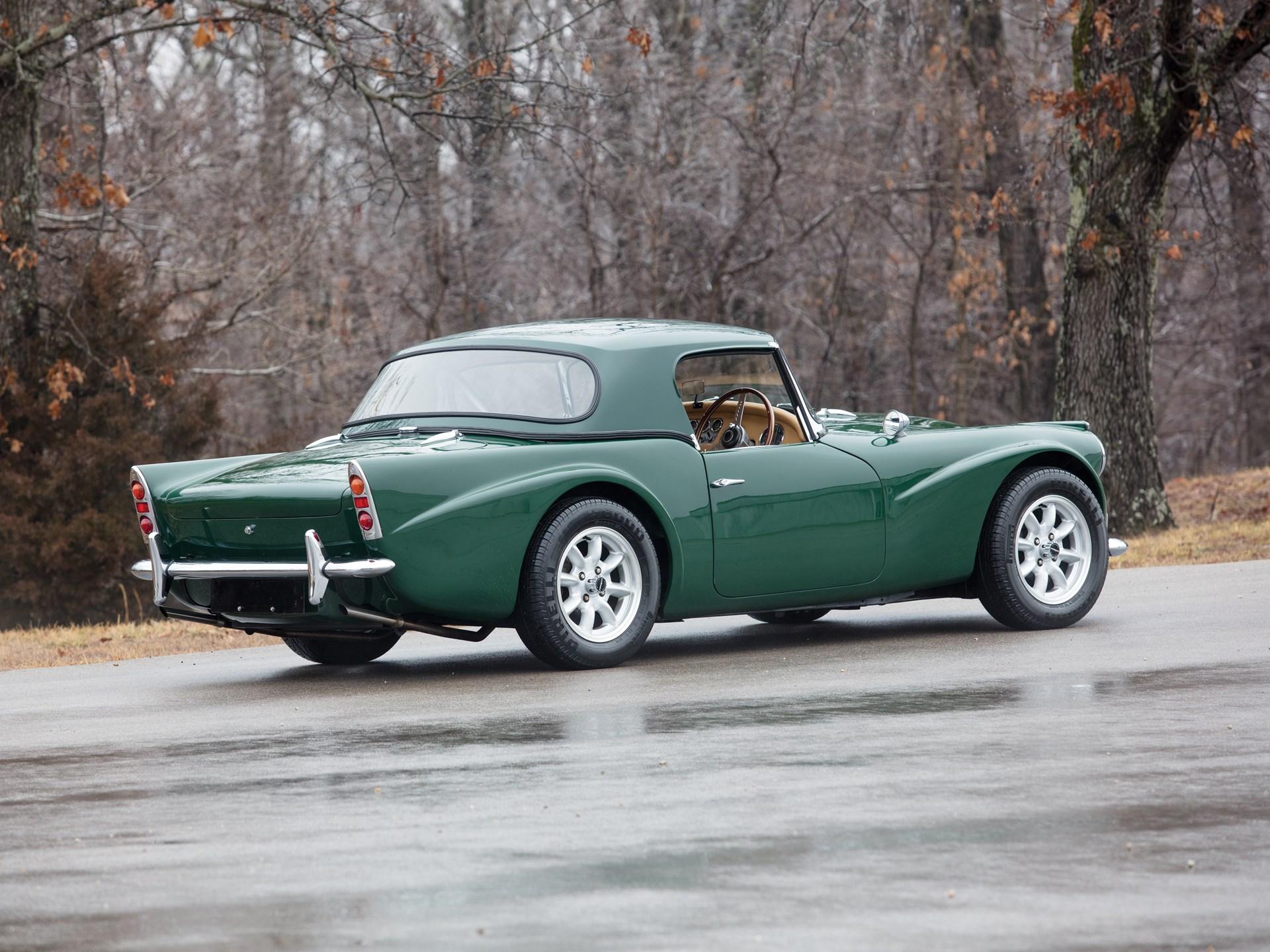 1963 Daimler SP250 green