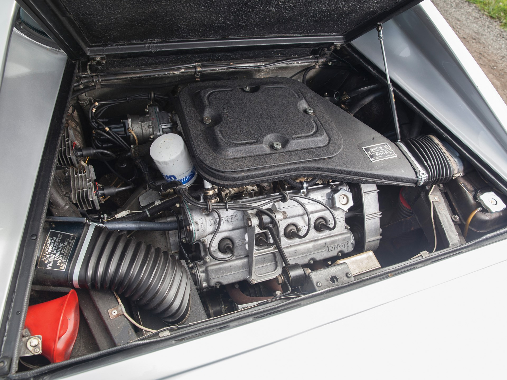 1979 Ferrari 308GT/4 engine