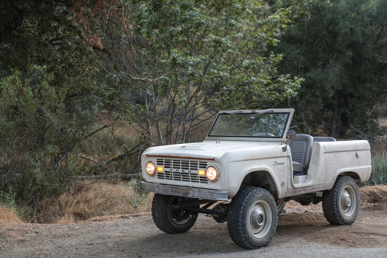 1966 Icon Derelict Bronco