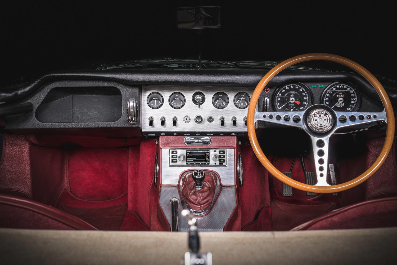 classic car infotainment