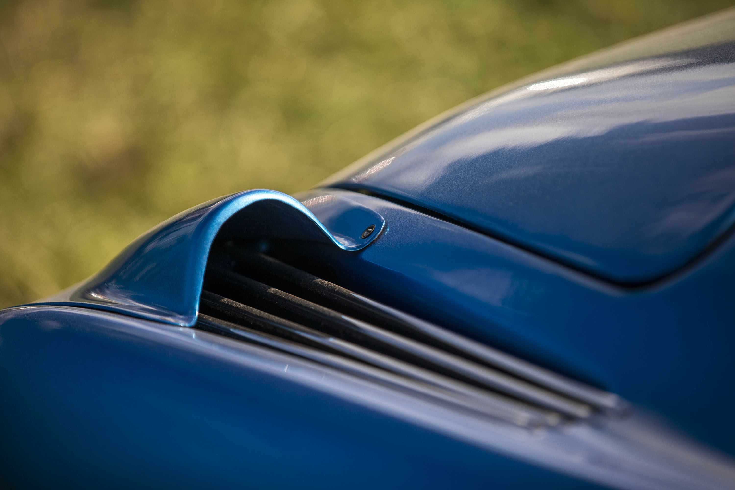 Old Renault Alpine A110 air vent