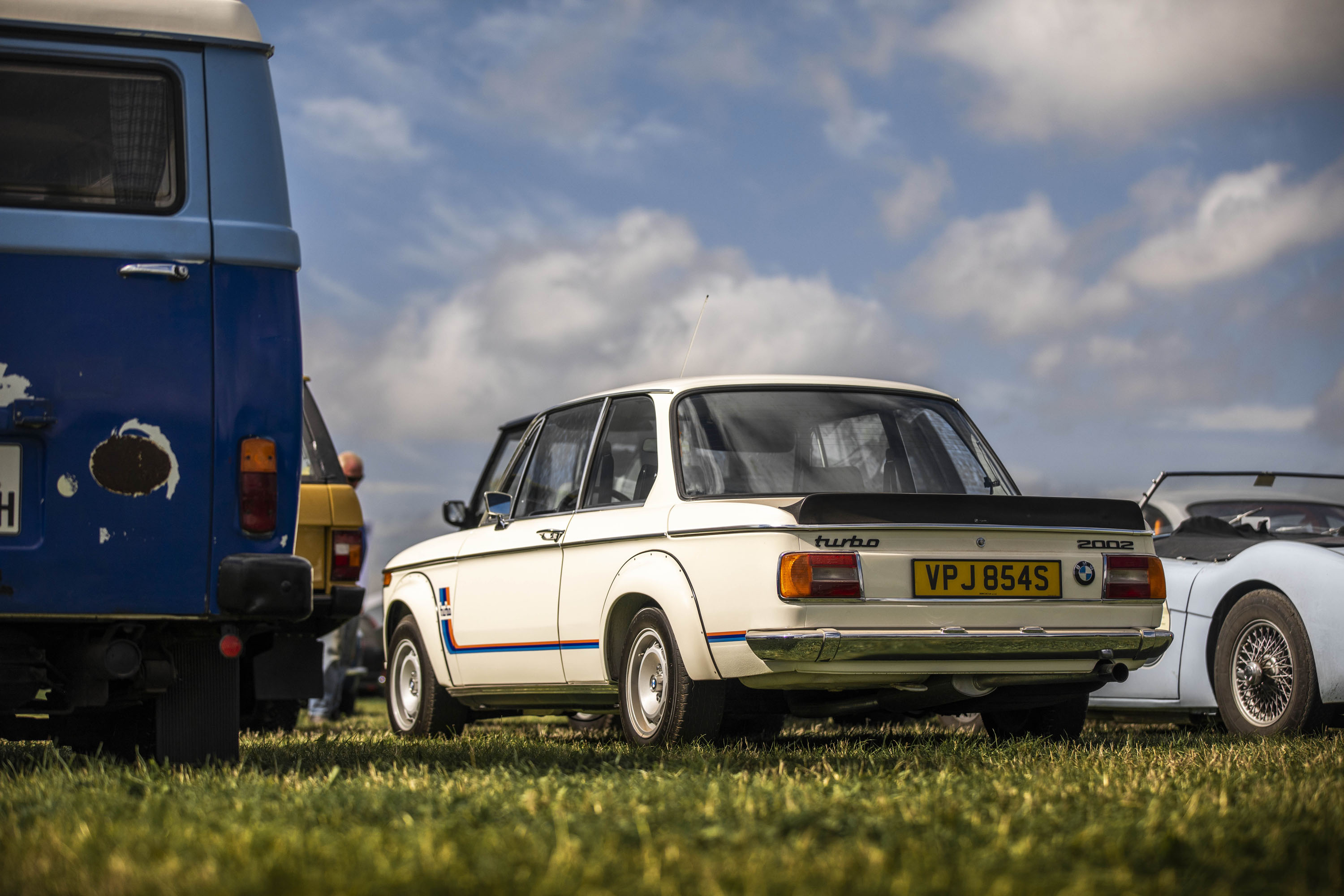 BMW 2002 Turbo rear 3/4