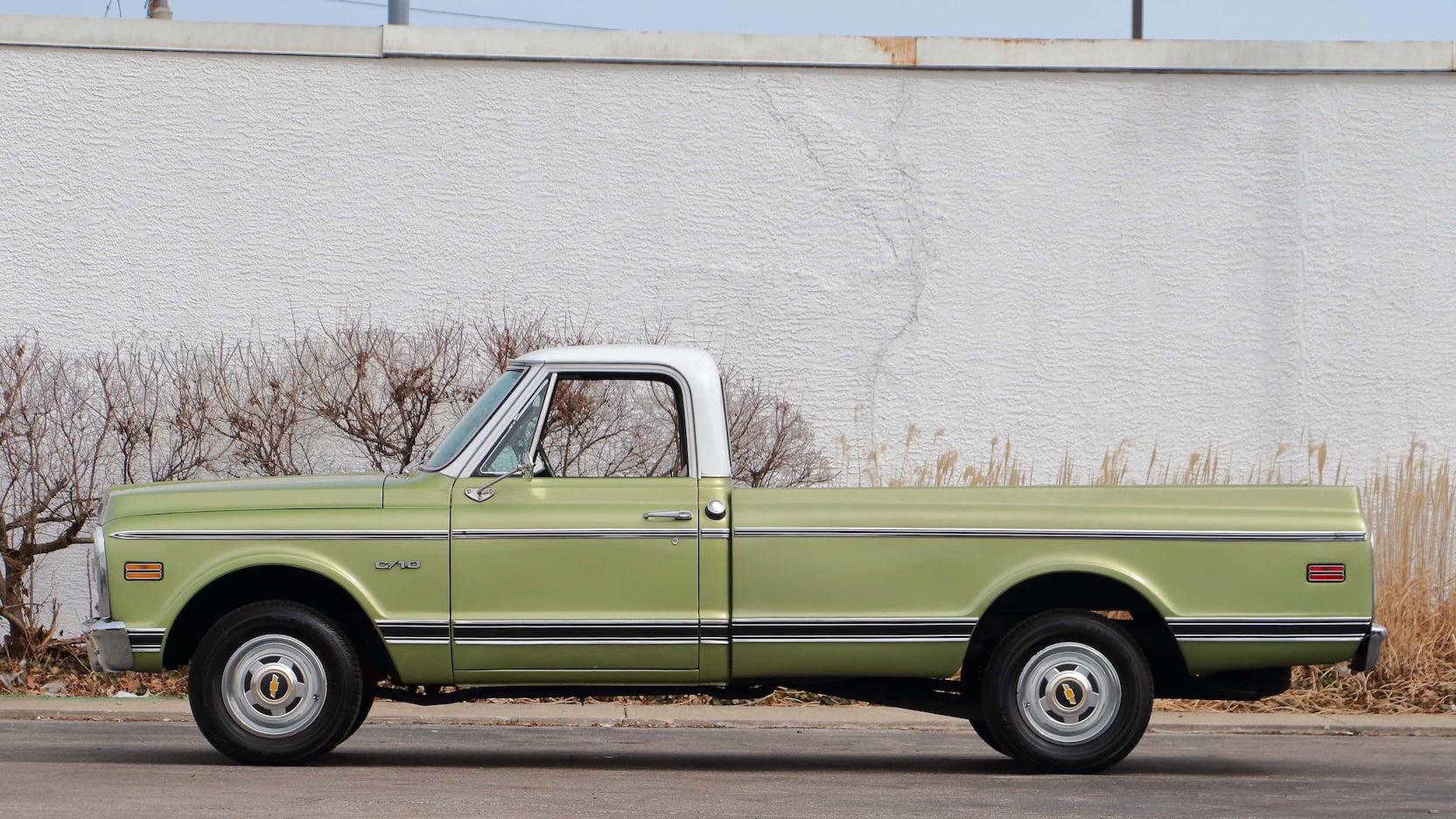 1970 Chevrolet C10 profile