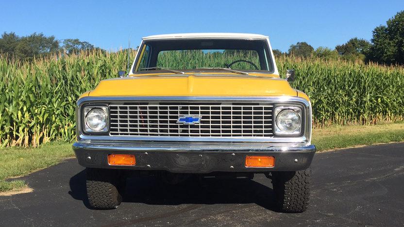 1972 Chevrolet K10