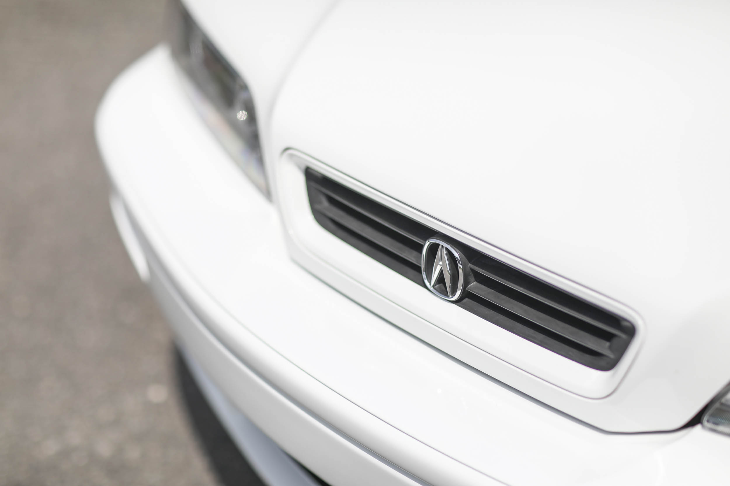 1994 Acura Legend Coupe LS grille