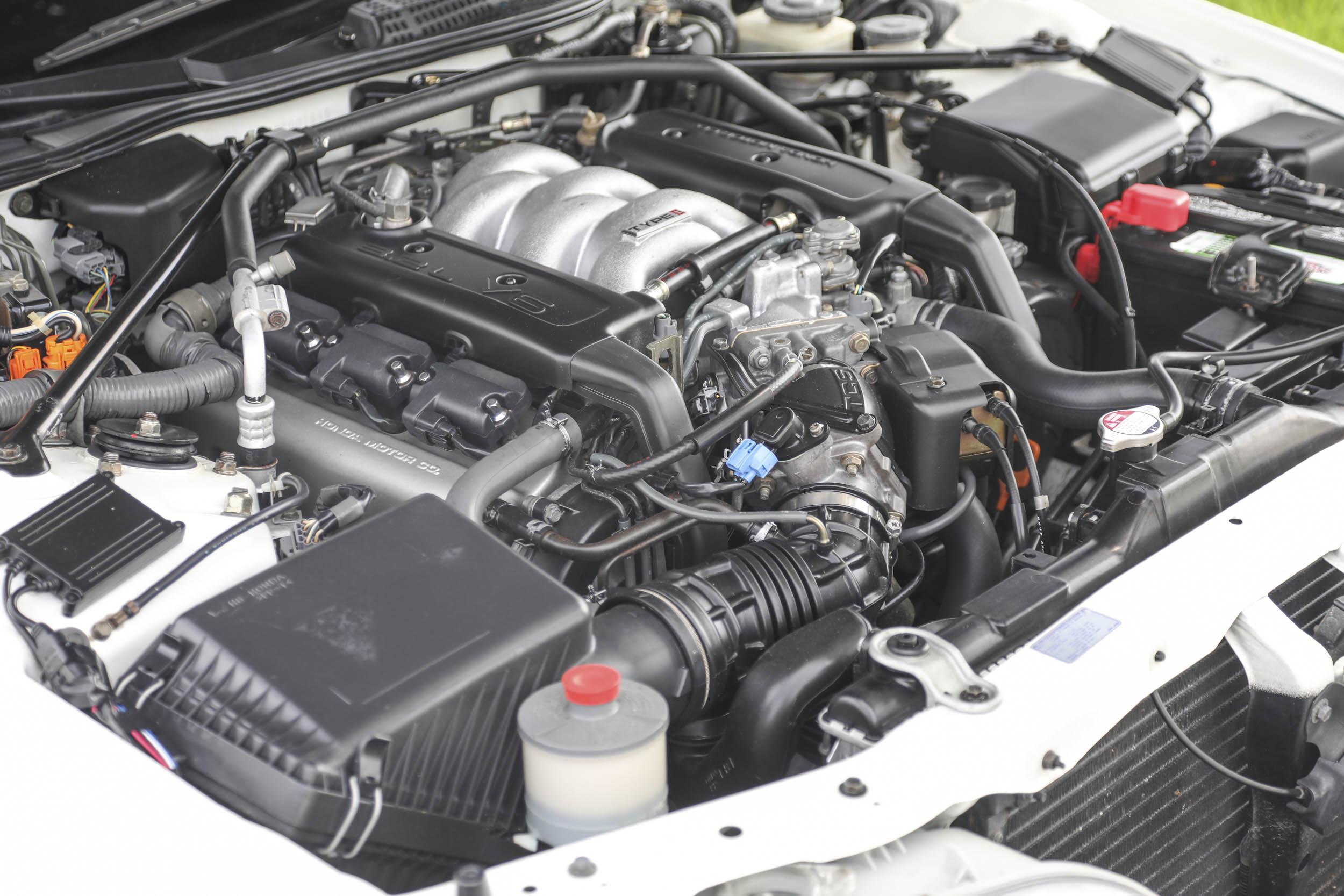 1994 Acura Legend Coupe LS engine