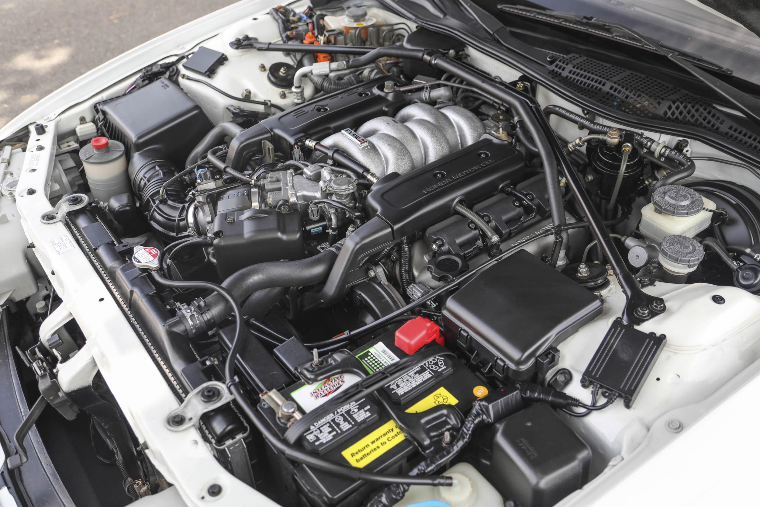 Acura Legend LS engine