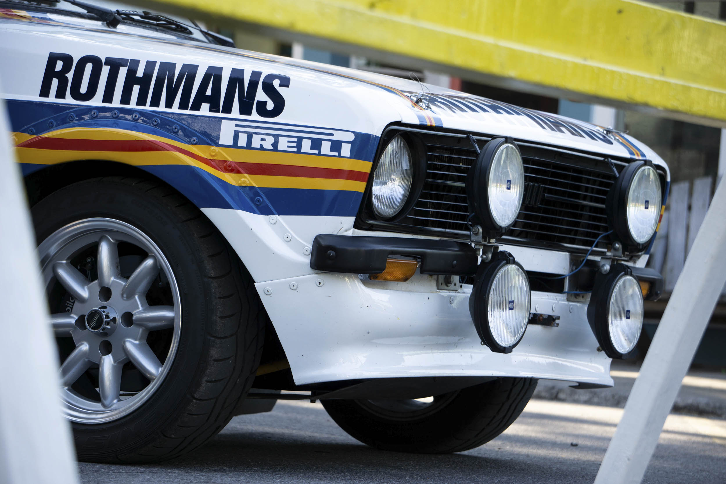 Rothmans livery