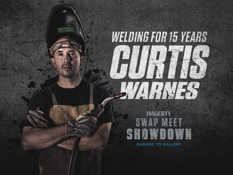 Hagerty swap meet showdown 2018 curtis warnes