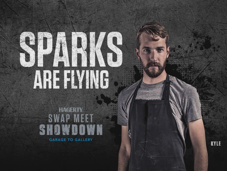 Hagerty swap meet showdown 2018 kyle smith