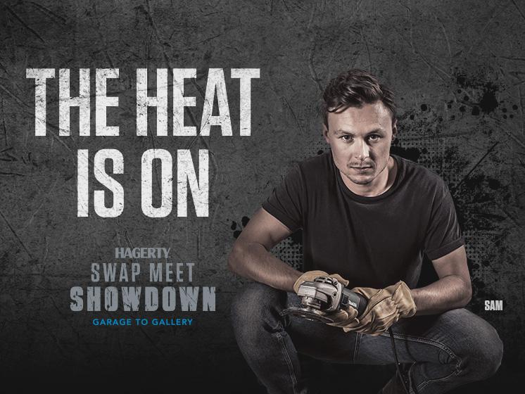 Hagerty swap meet showdown 2018 sam