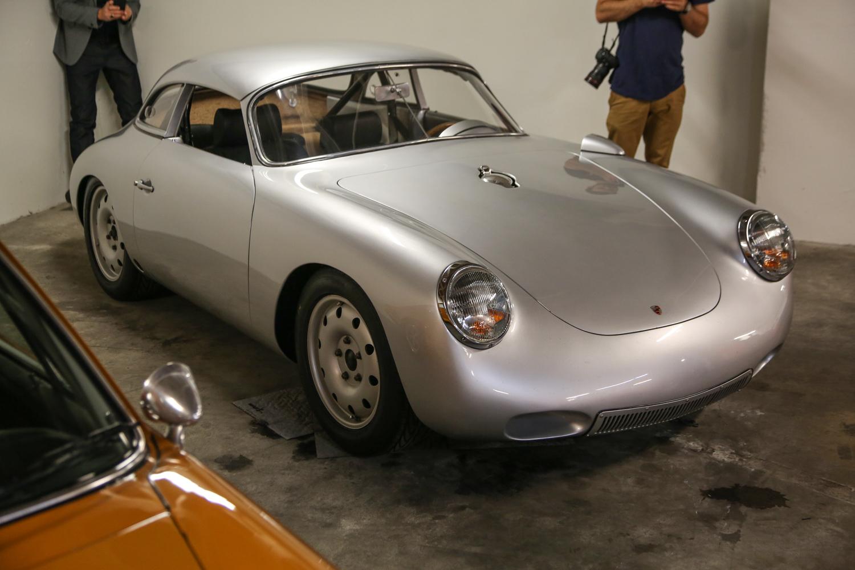 Porsche Petersen vault 911E