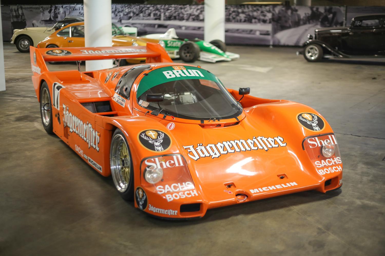 917 race car Porsche Petersen vault