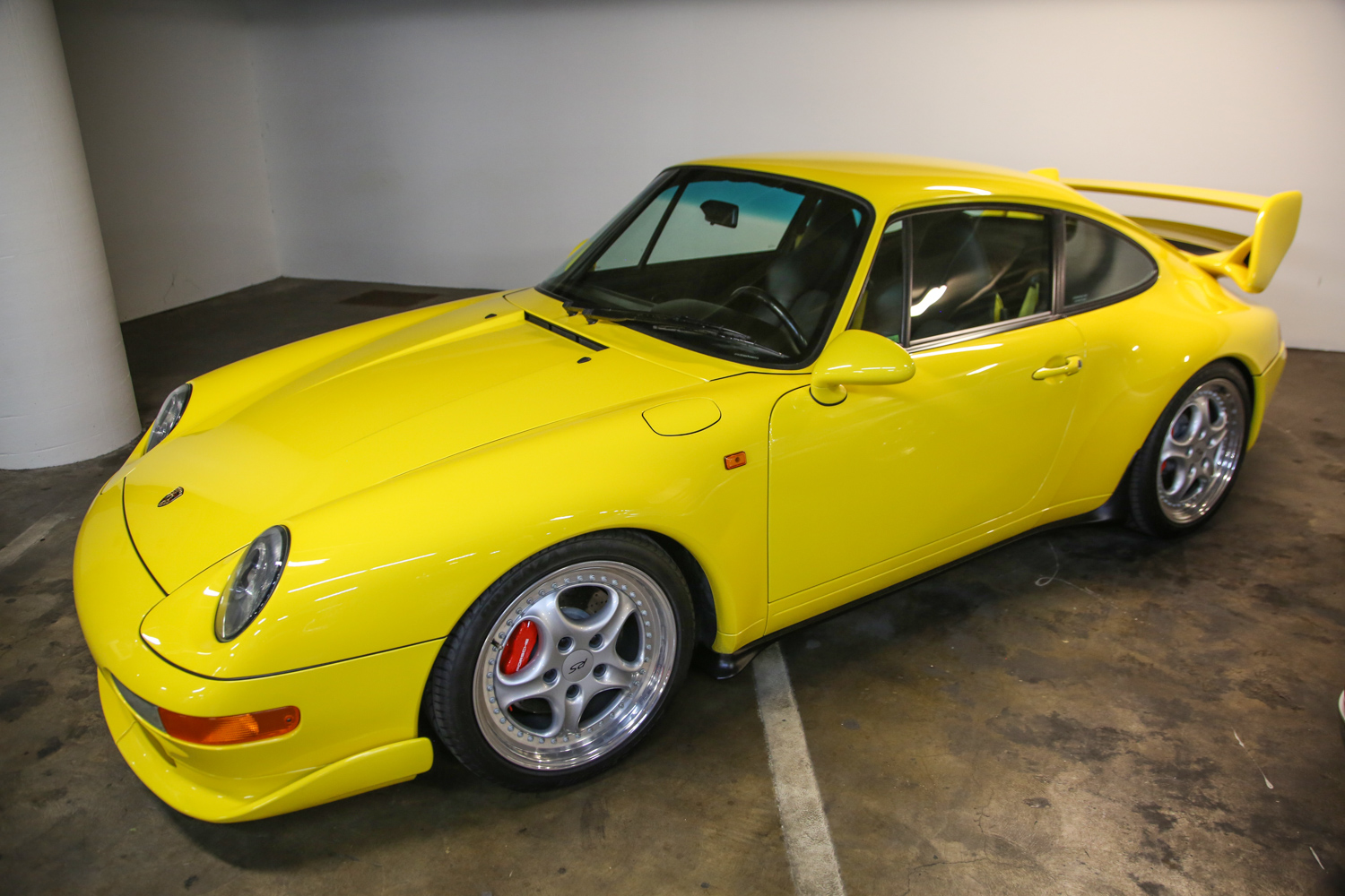 The 993 Carrera RS is one of the most beautiful iterations in the long history of the 911.