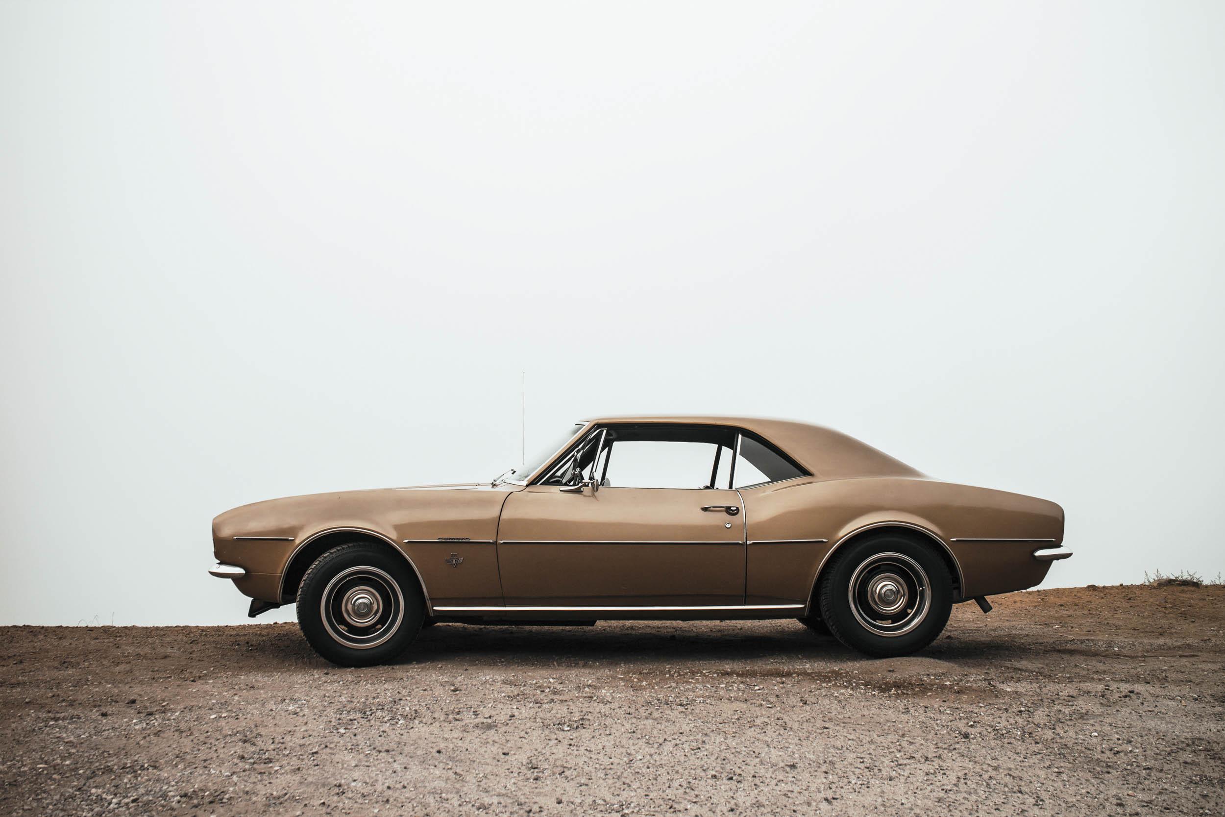 1967 Chevrolet Camaro profile