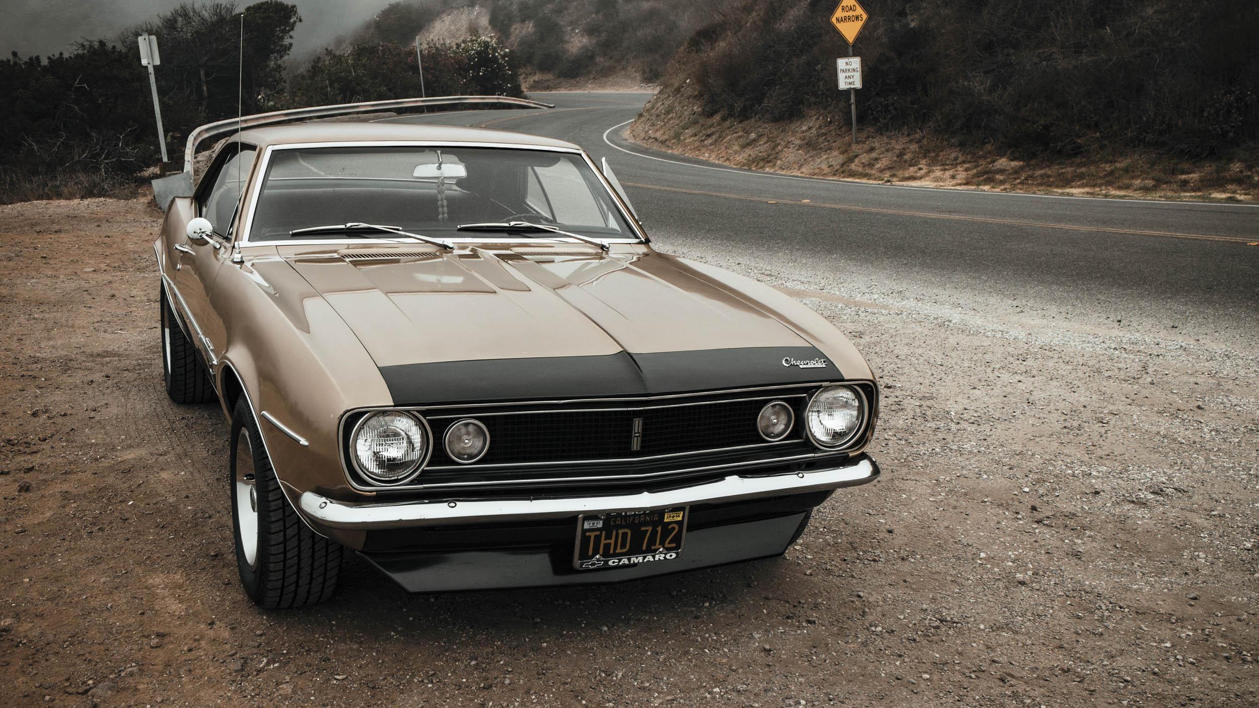 1967 Chevrolet Camaro front