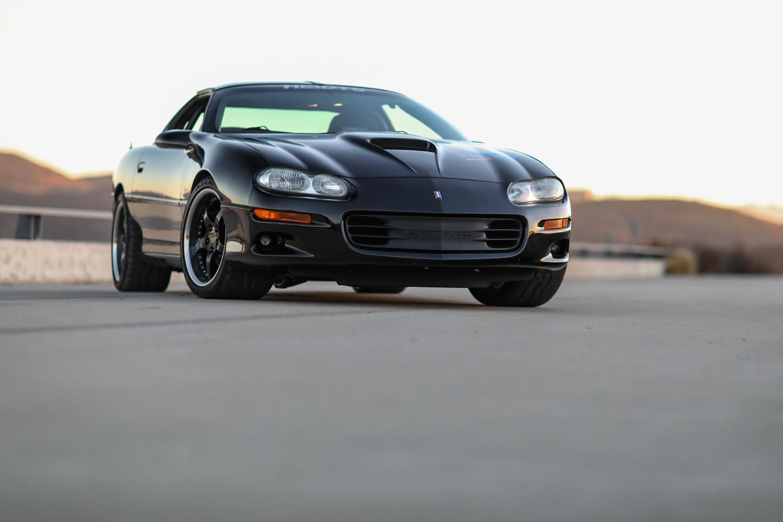 Heidts Suspension Camaro IRS front low