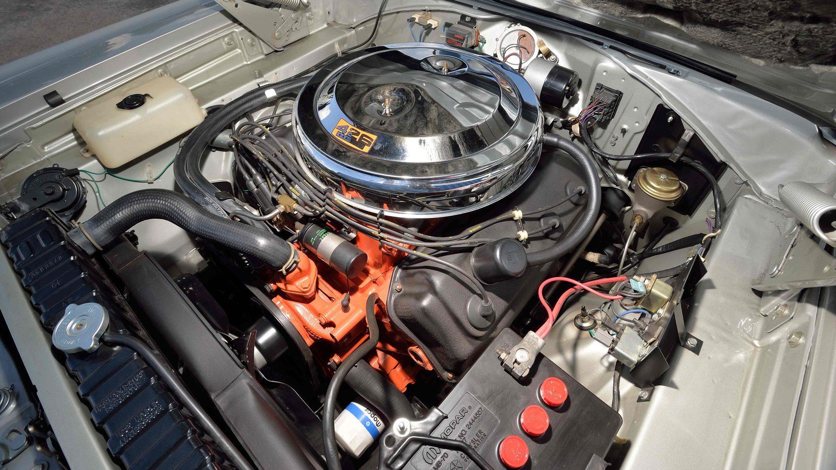 1966 Plymouth Belvedere II 426 Hemi