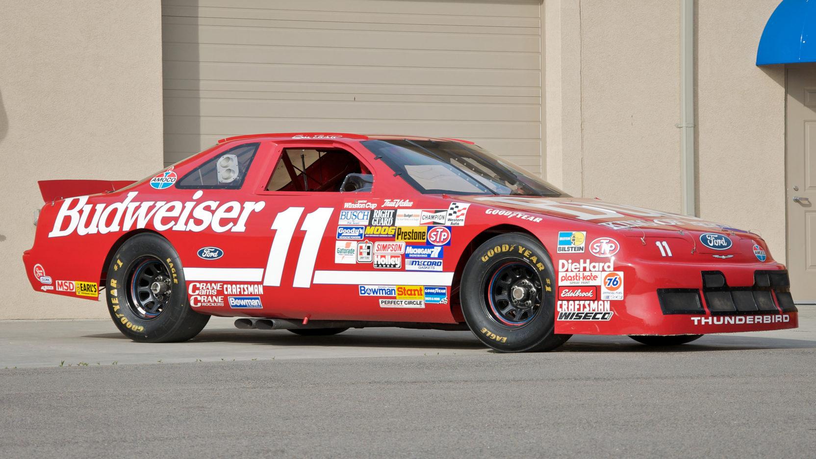 1992 Ford Thunderbird NASCAR 3/4 front