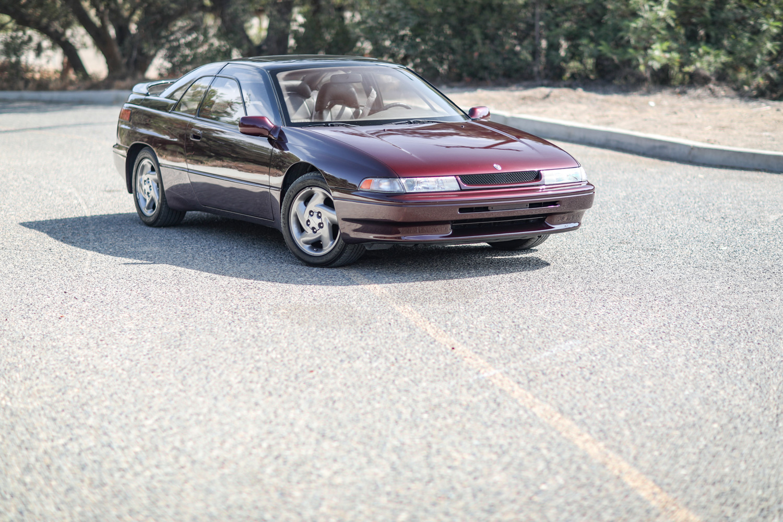 clarion builds 1992 subaru svx 3/4 passenger