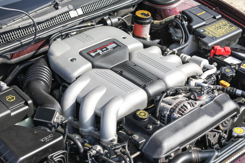 clarion builds 1992 subaru svx boxer 6 engine